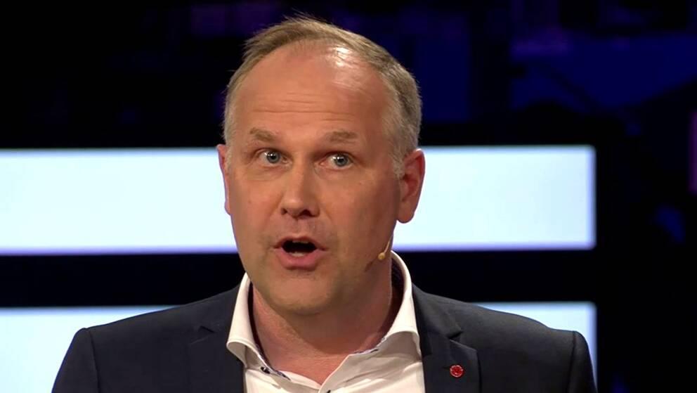 Jonas Sjöstedt (V)