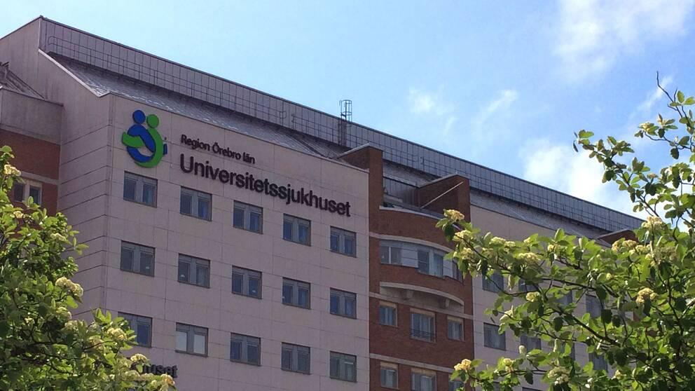 Universitetssjukhuset USÖ Örebro