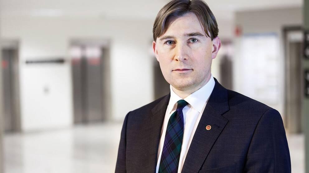 Henrik Fritzon (S)