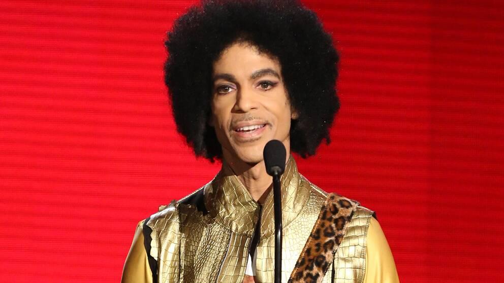 Artisten Prince.