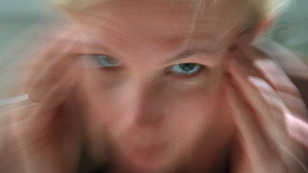 yrsel, migrän, huvudvärk