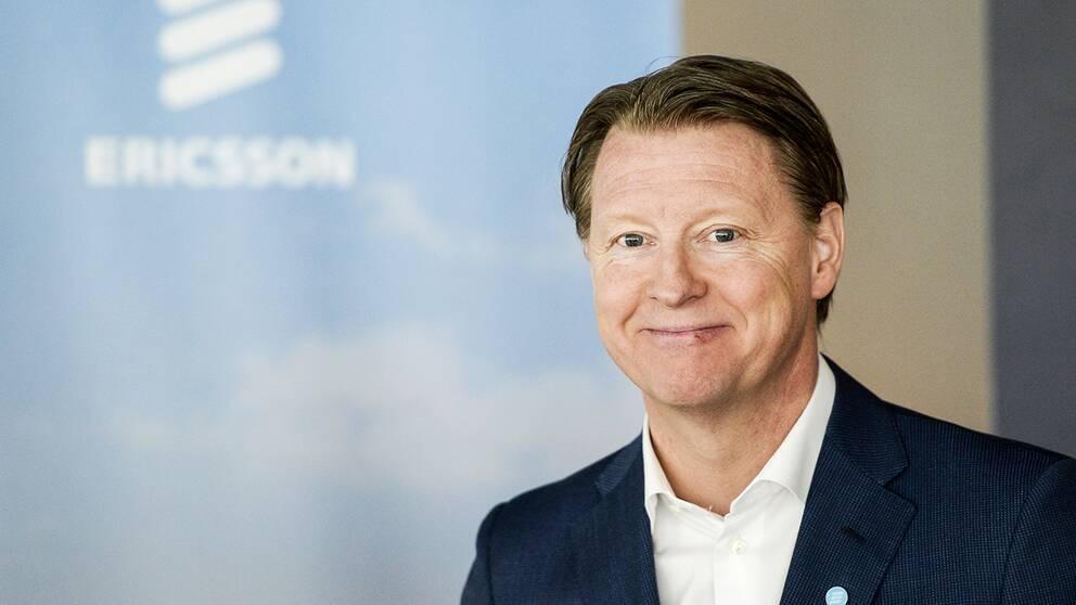 Ericssons vd Hans Vestberg