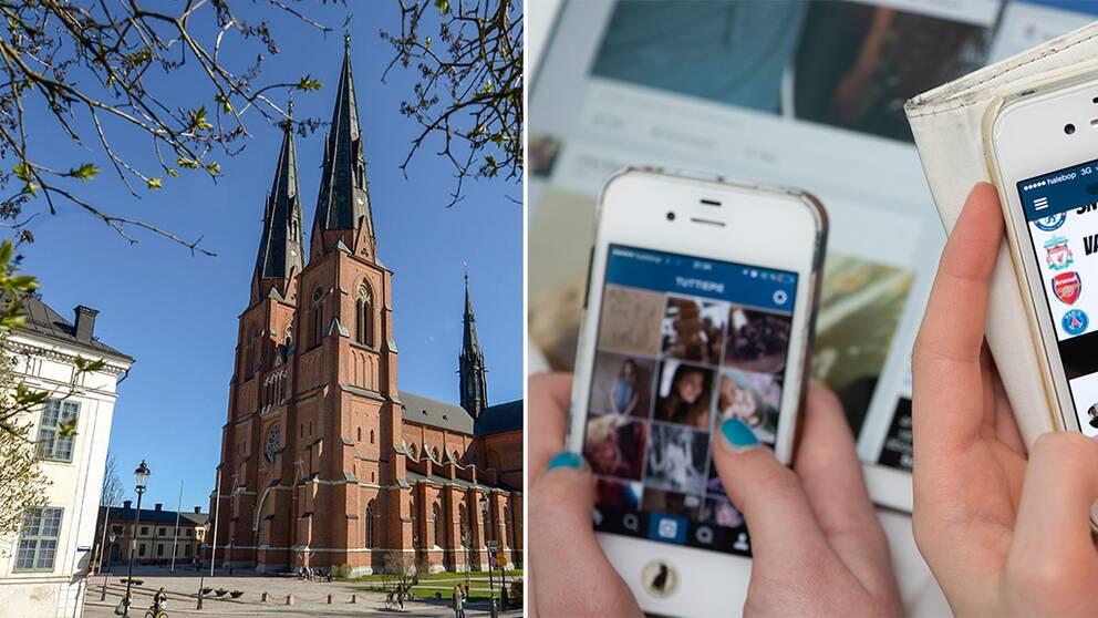 På nationaldagen lanseras det fritt wifi i de centrala delarna av Uppsala. Totalt kommer det finans 15 så kallade accesspunkter.