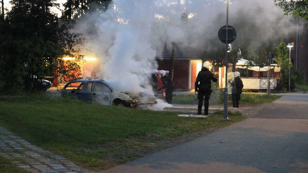 polis bilbrand Stenhagen