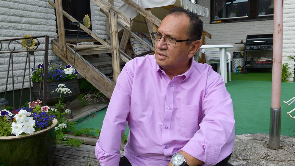 Fred Taikon är en av de som kan få upprättelse efter polisens romregister.