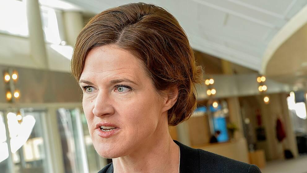 Anna Kinberg Batra, Moderaternas ledare