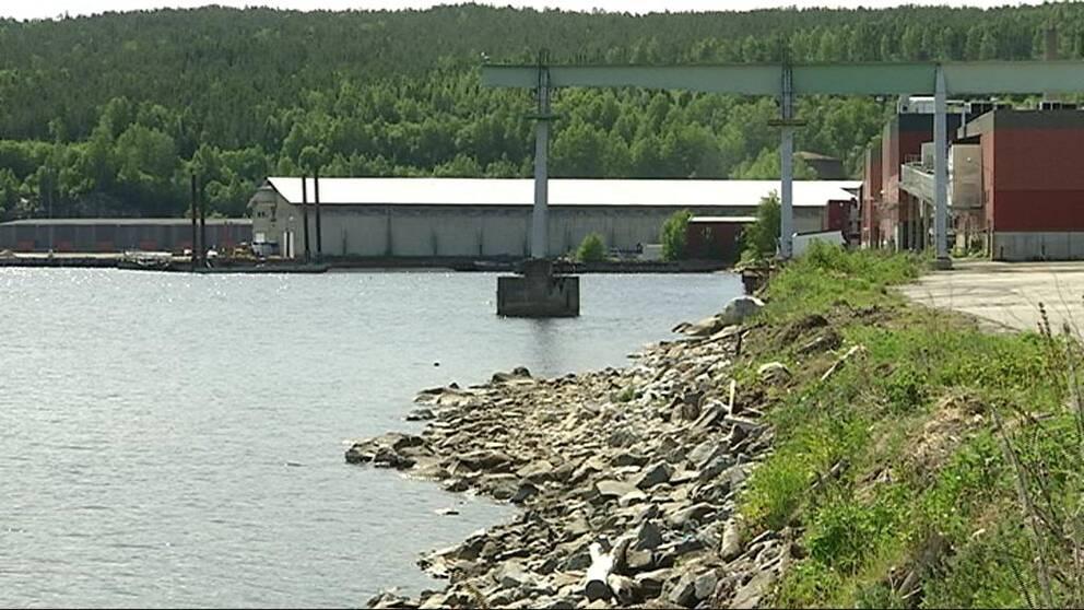 Hamnen i Utansjö