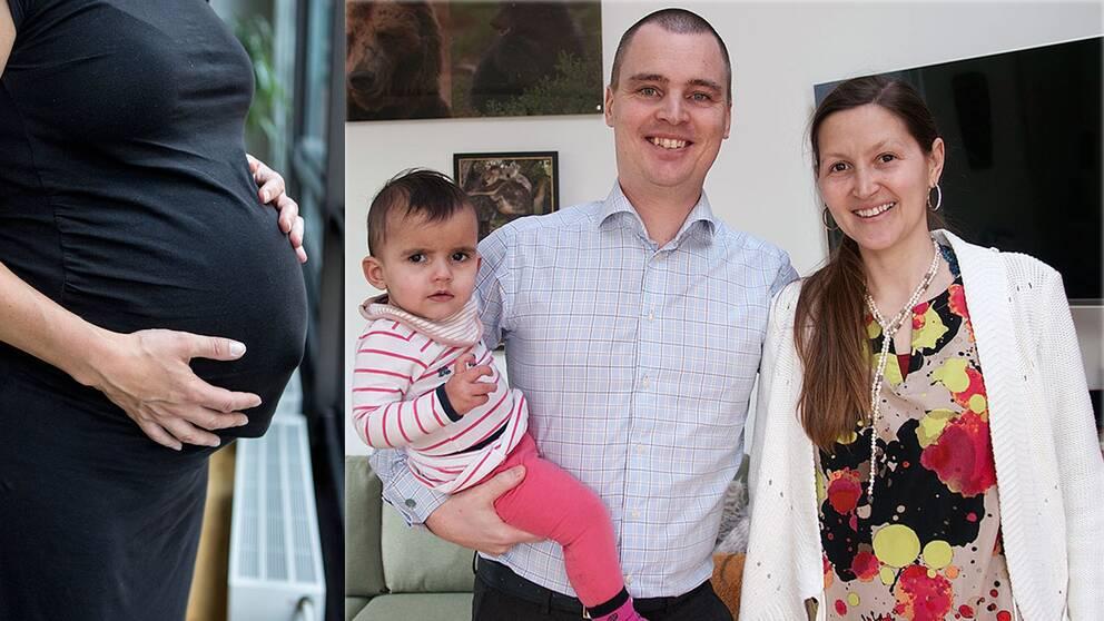 Ställ dina frågor om surrogatmödrarskap till pappan Patrik Lyngström och våra reportrar.