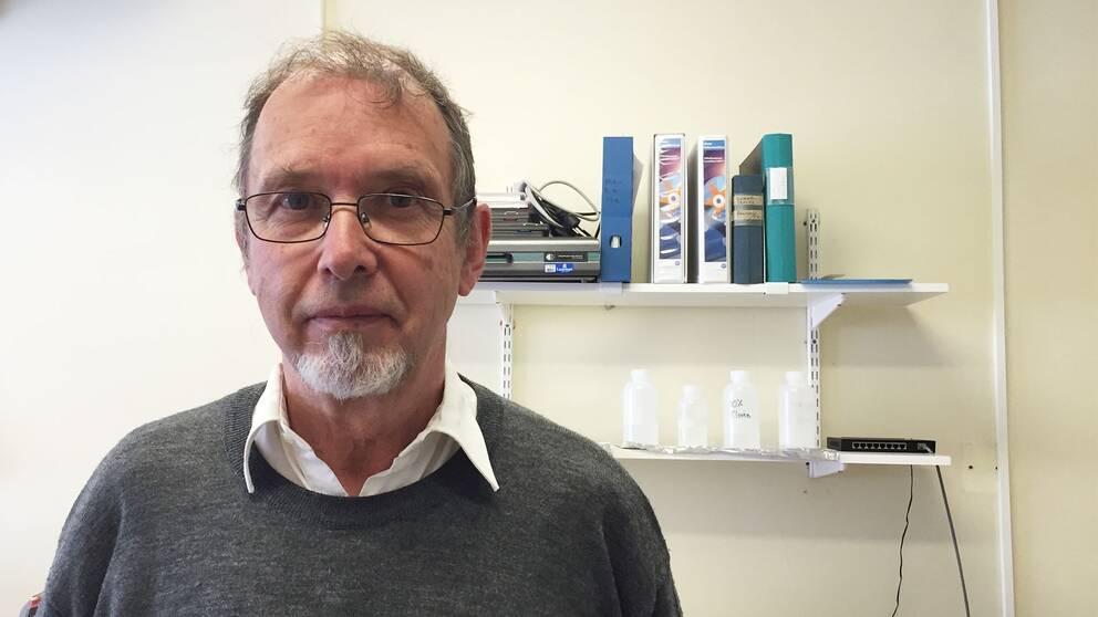 Jonas Blomberg är professor emeritus i klinisk virologi vid Uppsala universitet.