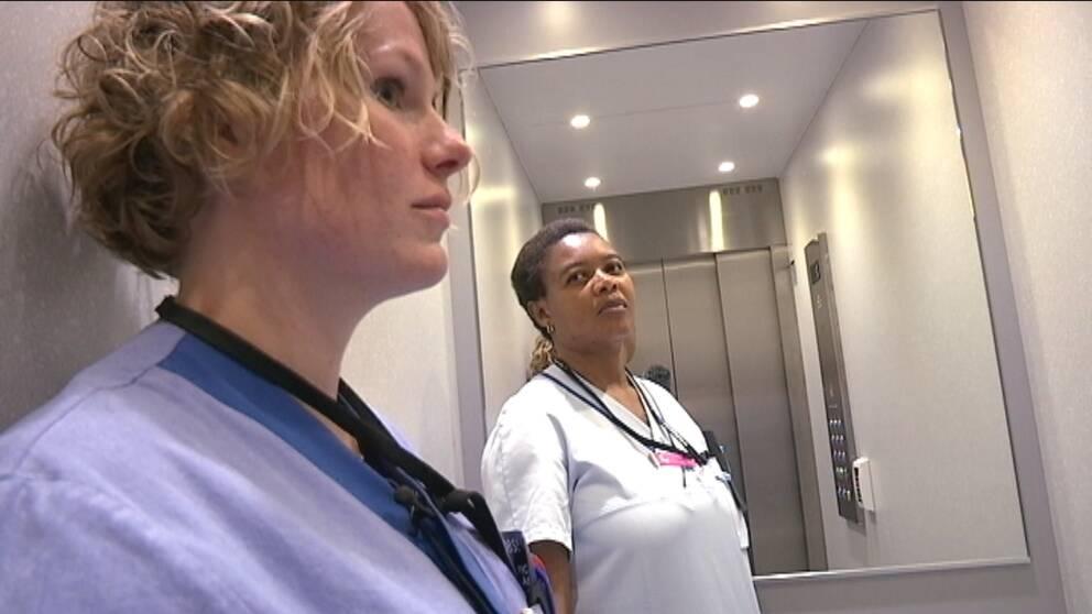 Patienter tvingas flytta sista timmarna i livet