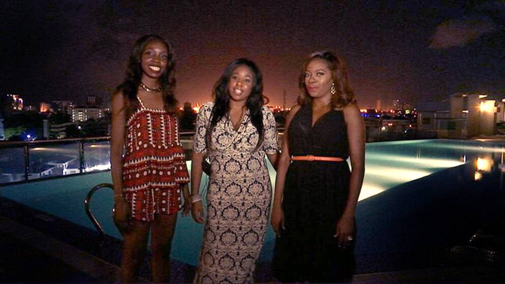 Coco, Brycee Adiah Bassey och Shade Lapido.