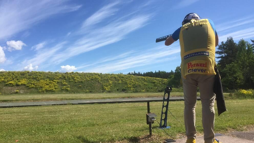 Håkan Dahlby tränar stenhårt inför det som troligen blir hans sista OS.
