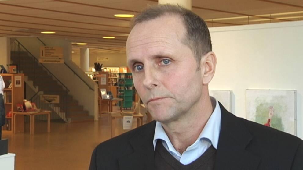 Björn Jingblad före detta socialchef i Laholm