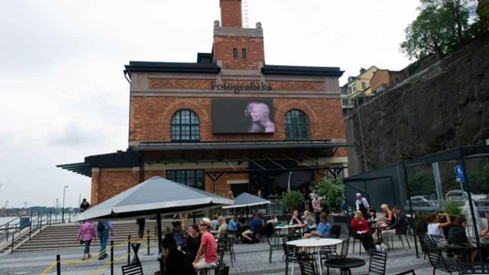 Fotografiska i Stockholm.
