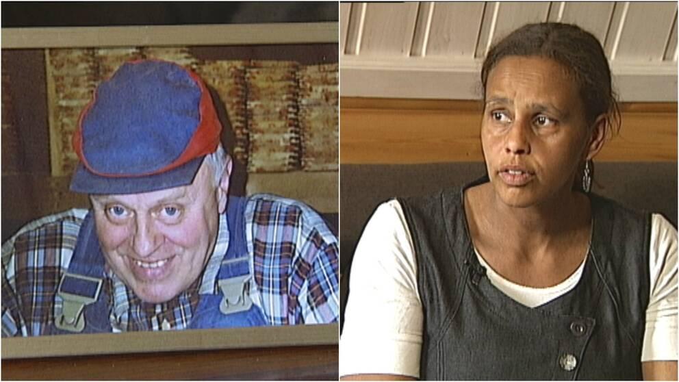 80-åriga Gösta kom in till Vrinnevisjukhuset med ryggont och cancer. Men han dog i sviterna av ett liggsår.