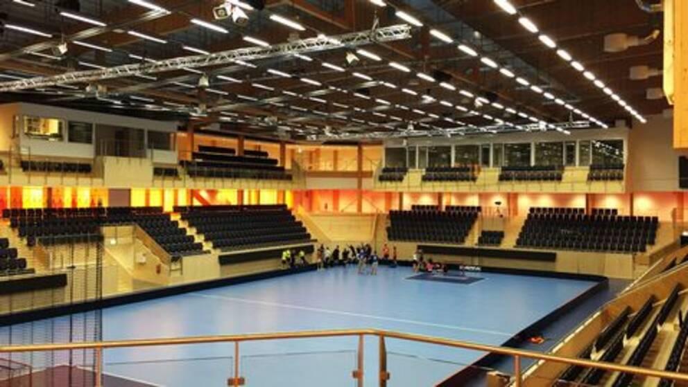 IFU Arena på Gränby sportfält.