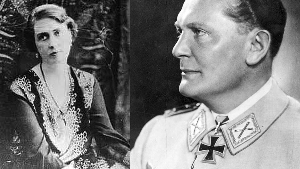 Carin Göring var gift med Herman Göring och dog 1931.