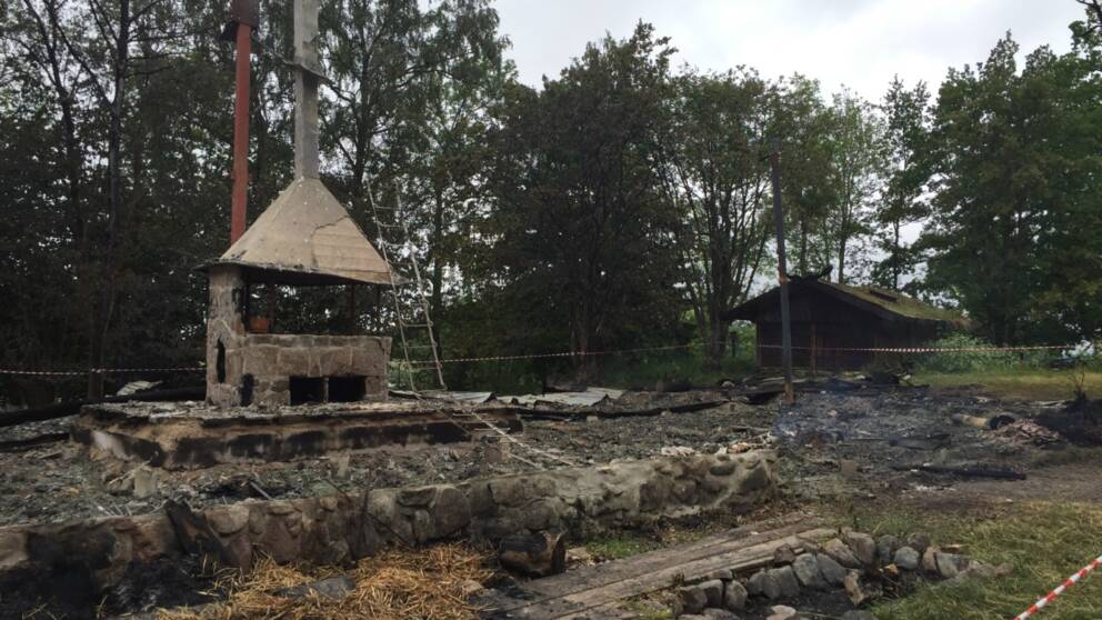Det är oklart hur arbetet i Vikingabyn ska gå vidare.