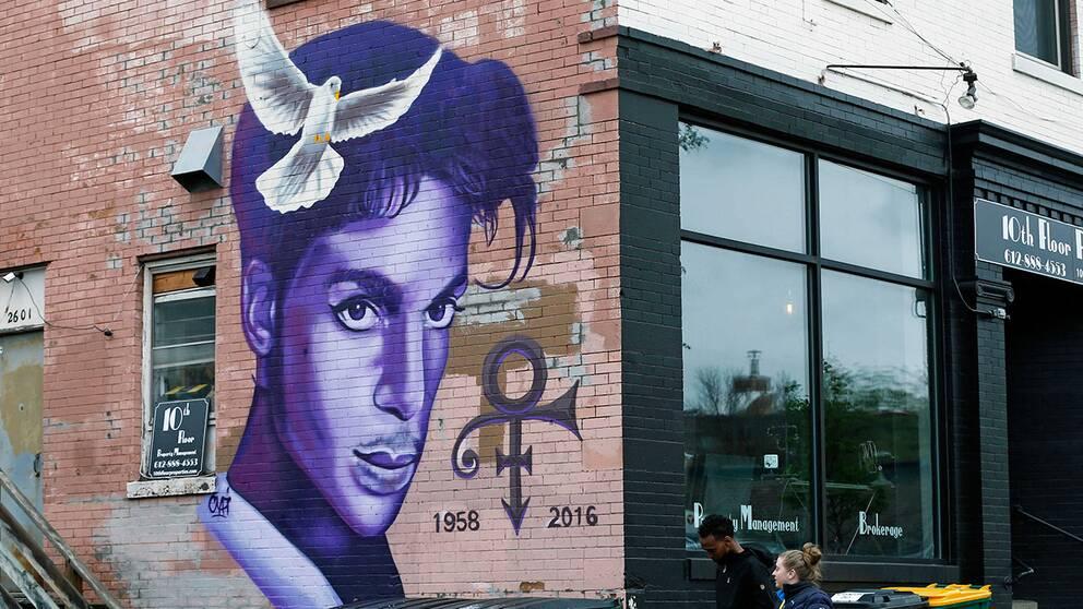 Artisten Prince avled nyligen av en överdos av opioiden fentanyl.