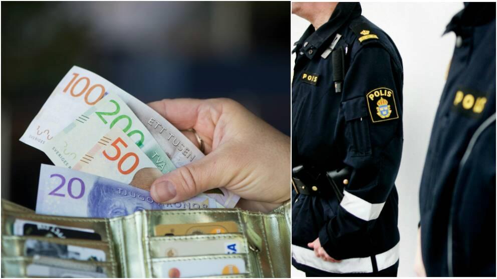 Polisen varnar för bedrägeriförsök