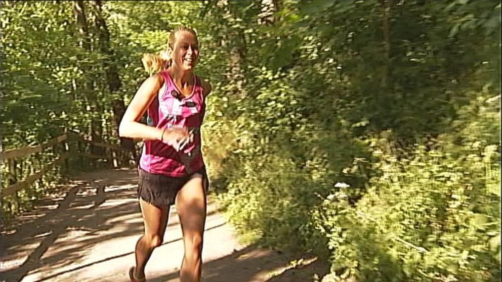 Frida Södermark, ultramaraton-löpare