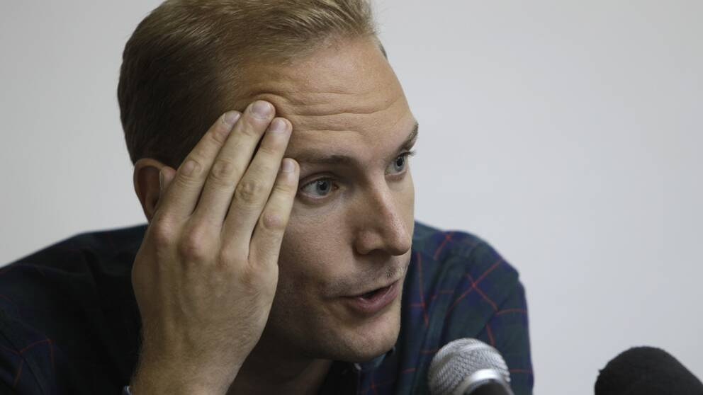 Aron Modig, ordförande i Kristdemokraternas ungdomsförbund