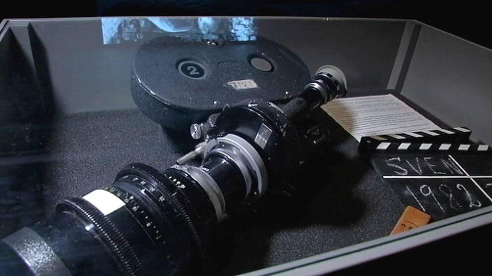En av Sven Nykvists kameror