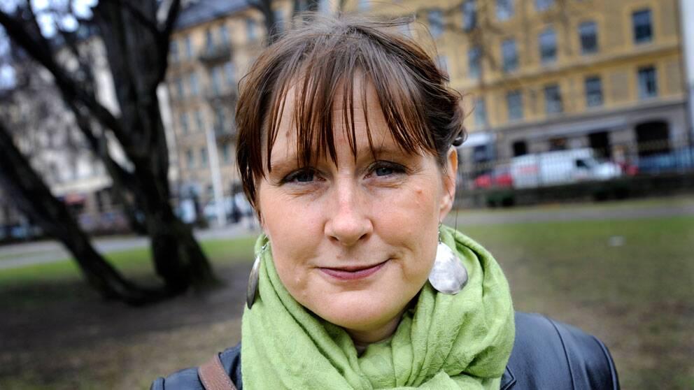 Anna Kettner(S), fd landstingspolitiker
