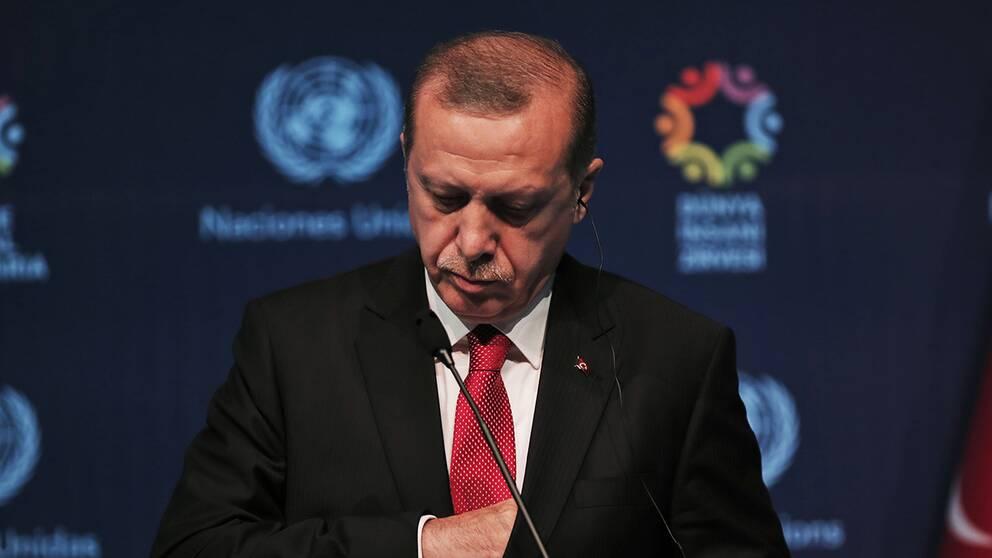 Turkiets president Tayyip Recep Erdogan har bett sin ryske kollega Vladimir Putin om ursäkt för nedskjutningen av ett ryskt stridsflygplan förra året.