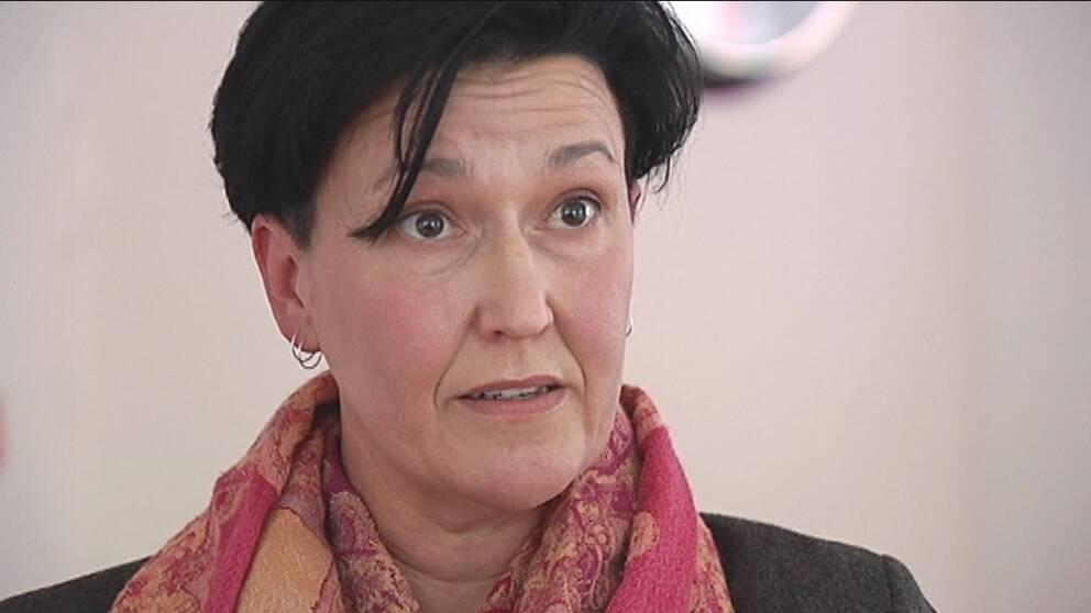 Maria Stenström, vd Parkeringsbolaget