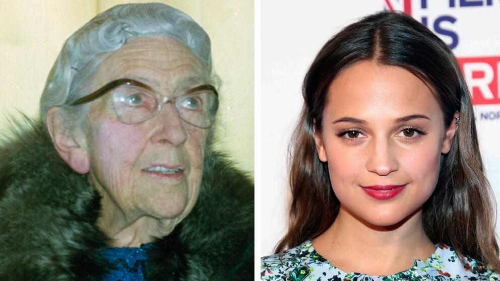 Om deckardrottningen Agatha Christies arvingar tillåter ska hennes liv bli film. Huvudrollen är tänkt till Alicia Vikander.