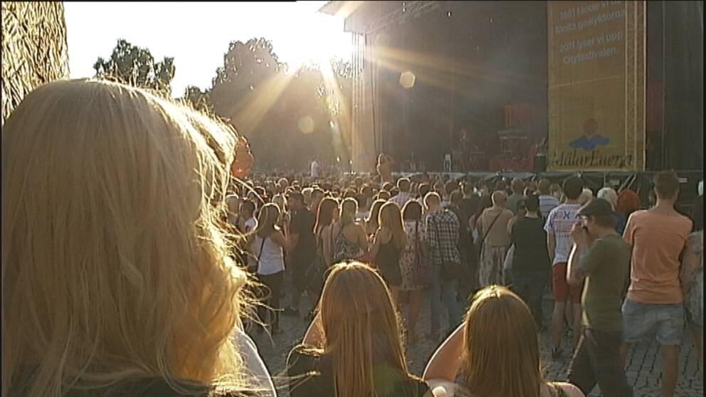 Cityfestivalen Västerås
