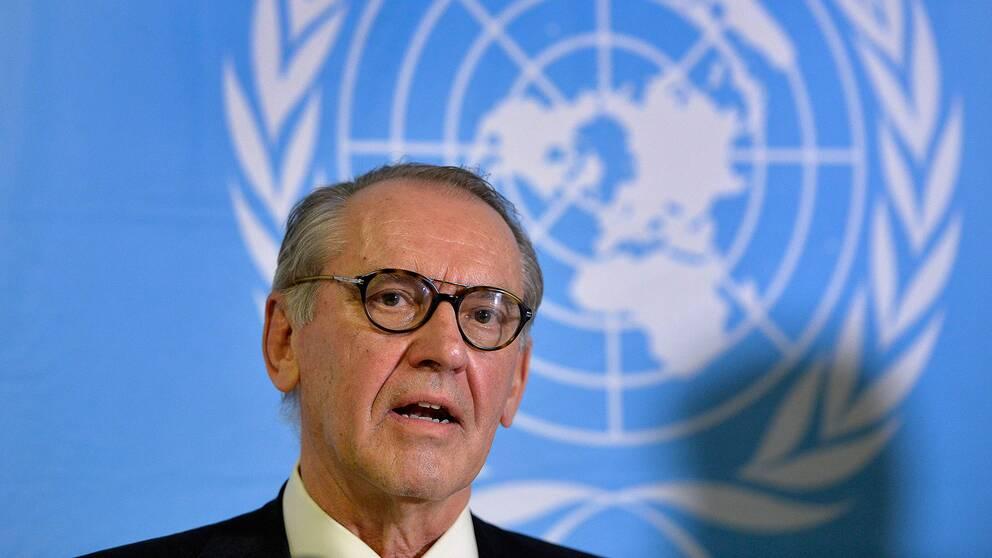 Jan Eliasson, FN:s vice generalsekreterare
