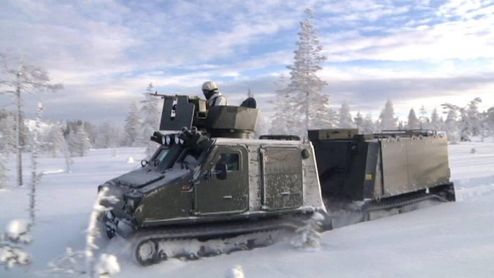 Bandvagn BVS 10