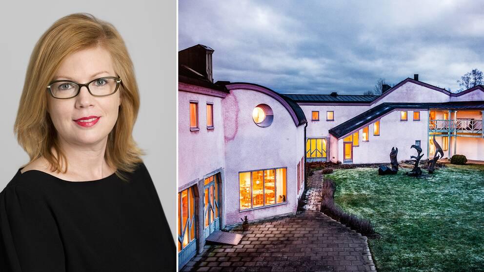 Anna Starbrink och Vidarkliniken.