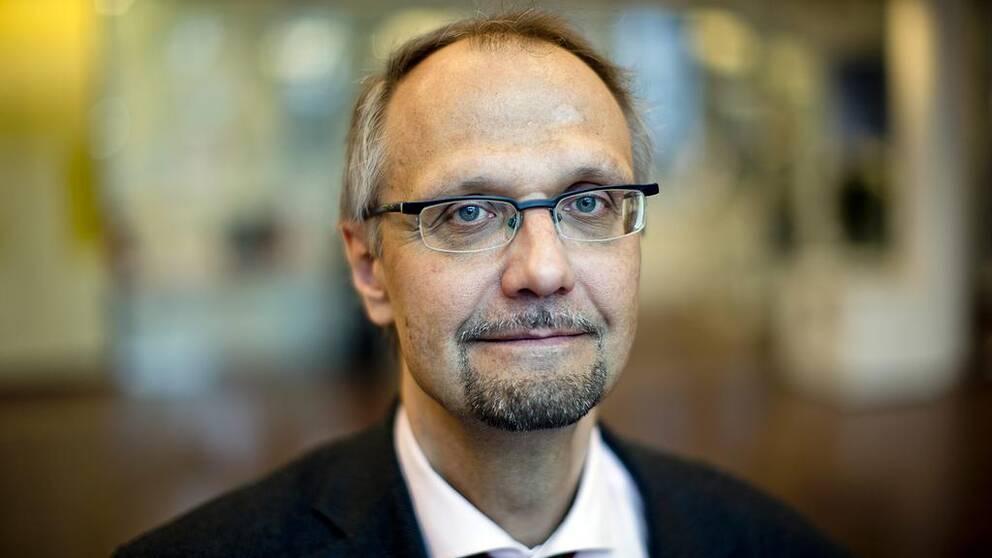 Statsvetrae Ulf Bjereld