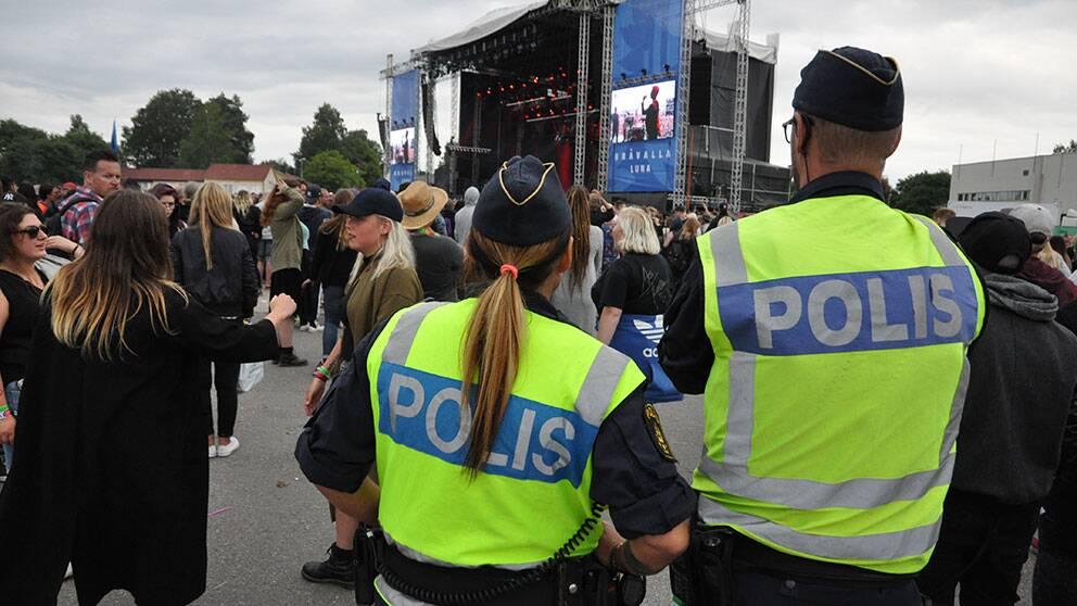 Ytterligare en anmalan om sexuellt ofredande pa festival