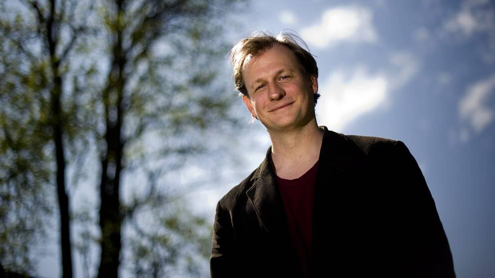 Miljöpartiets riksdagsledamot Carl Schlyter.