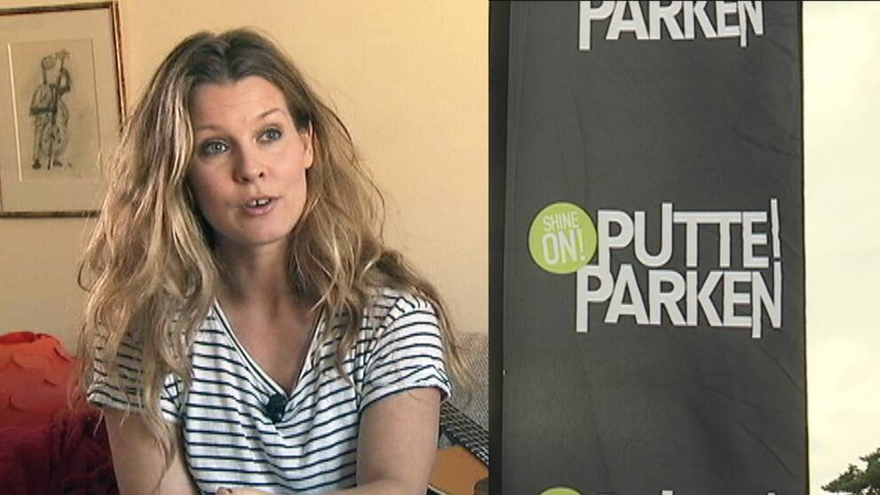 Producenten och artisten Pernilla Andersson