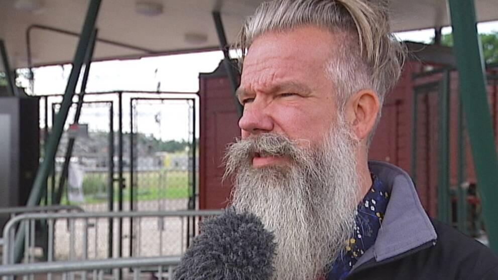 Festivalgeneral Niclas Lagerstam om sexuella ofredanden på festivalen Putte i Parken.