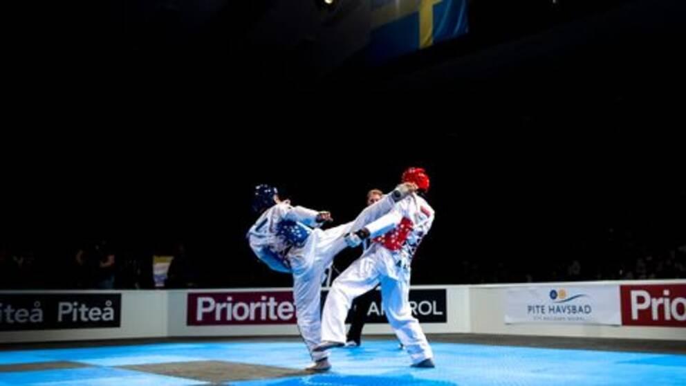 Det blåser kalla vindar inom svensk taekwondo.