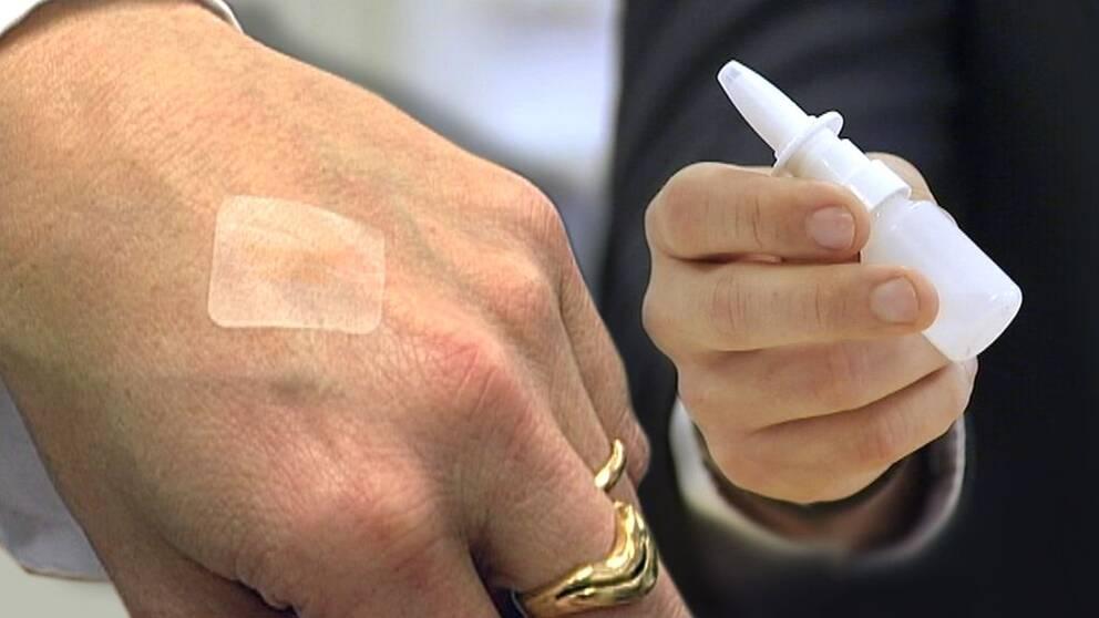 På torsdag fattas beslut om narkotikaklassa fentanyl.
