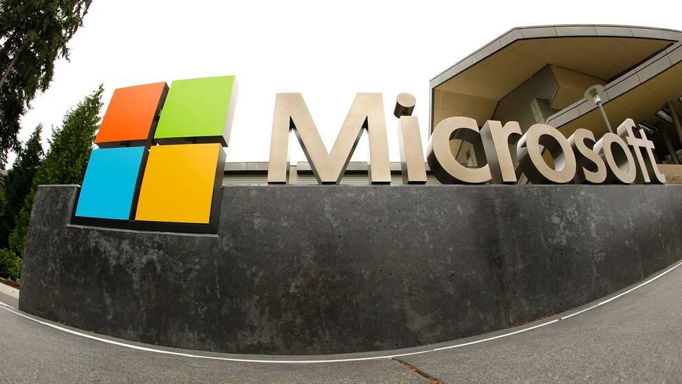 Microsoft-logga