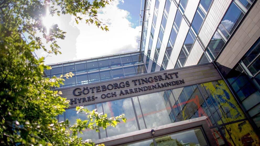Göteborgs tingsrätt