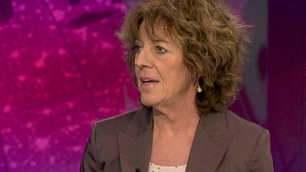SVT:s inrikespolitiska kommentator Margit Silberstein om krisen i Centerpartiet.