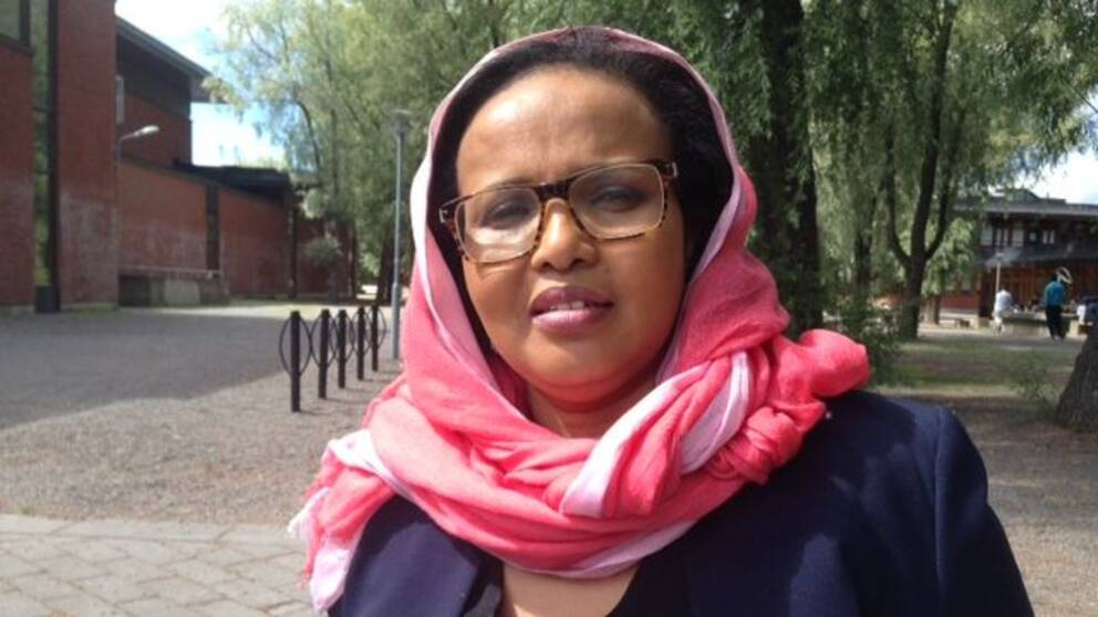 Sahra Bargadle Tensta Kvinnojour