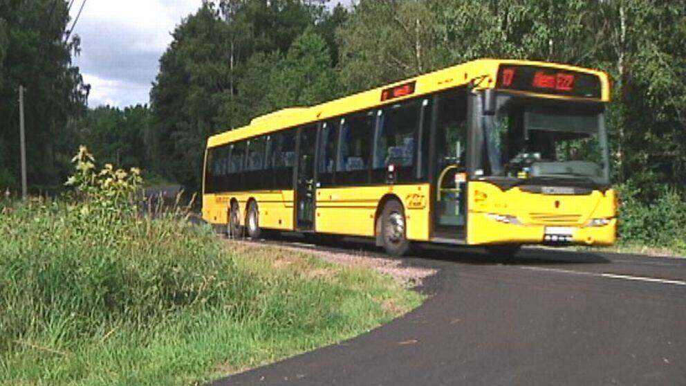 Buss från Kalmar länstrafik