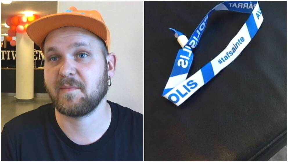 Trästocksfestivalen, Skellefteå, Tafsa inte, Albin Davidsson