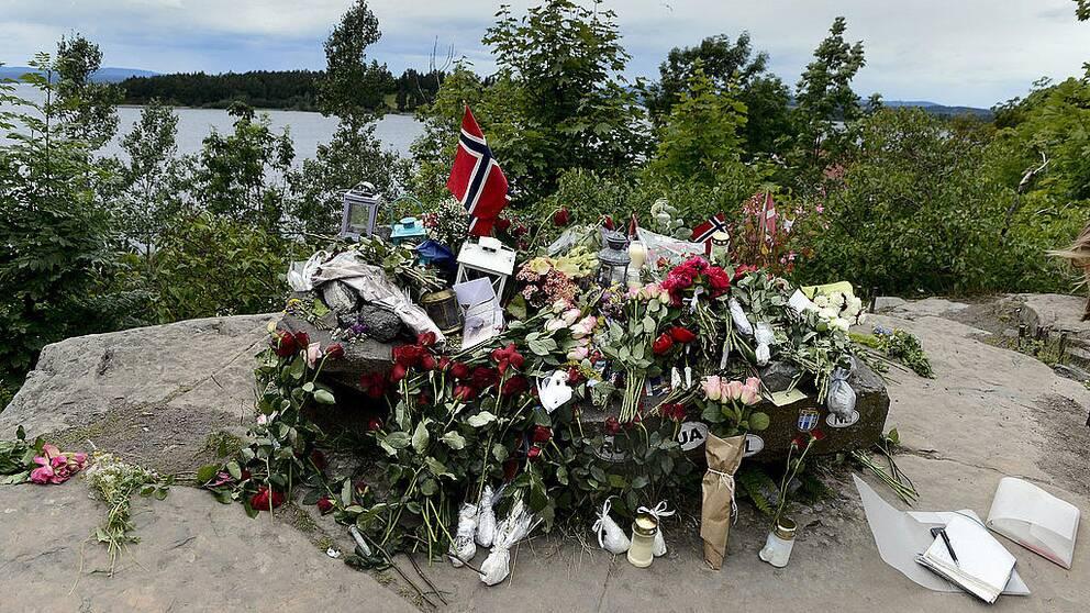 Fem år efter Utöya – Norge minns dåden