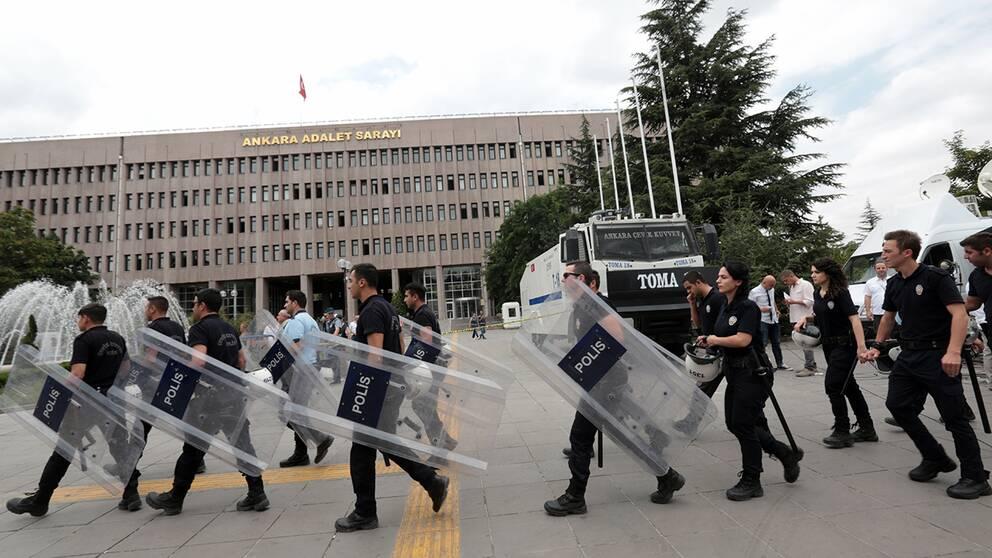 Domstol fordomer turkisk tortyr